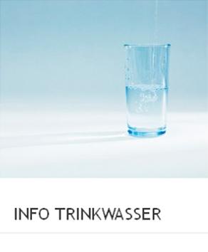 Info Trinkwasser